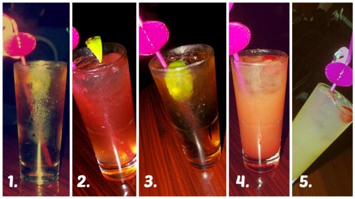 Flamingo Theater Bar Drinks