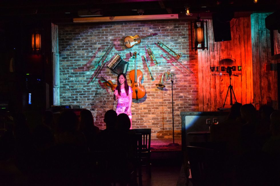 Redbar Comedy Night 5-9-18-13