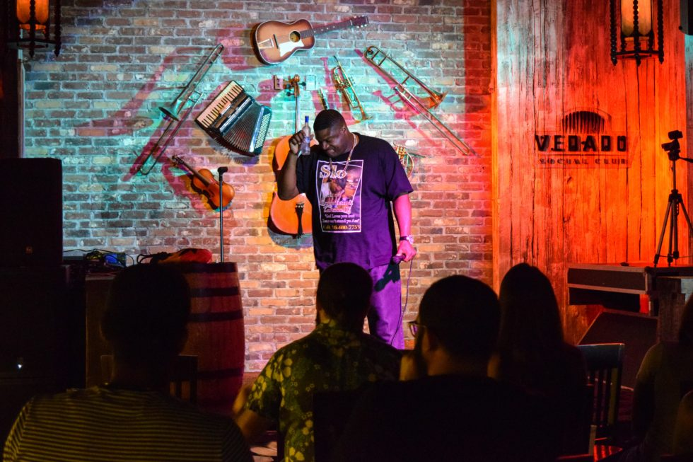 Redbar Comedy Night 5-9-18-14