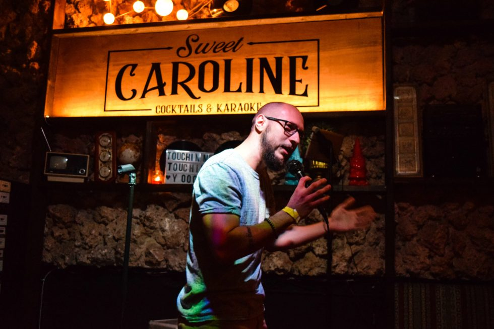 Sweet Caroline Comedy Night 8-21-18-9