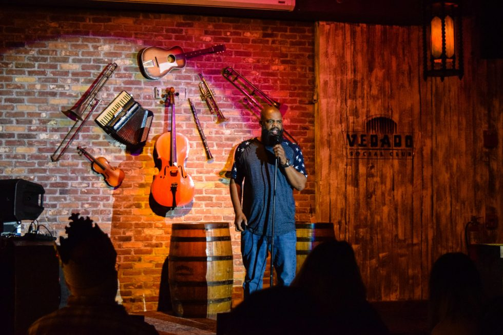 The Craftsman Comedy Night 5-2-18-11