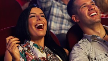 Taking Your Date to a Comedy Show Will Get You Laid