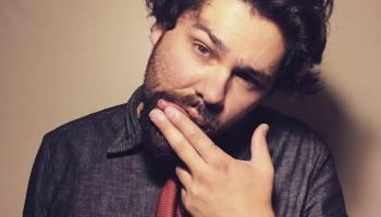 Comedian Mario Ramil