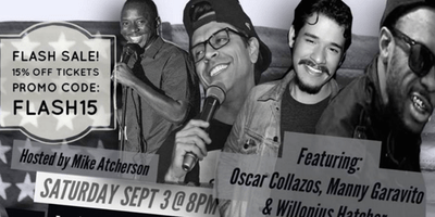 Labor Day Weekend Comedy Show