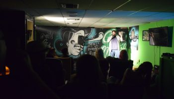 Photography for Downtown Comedy Lounge