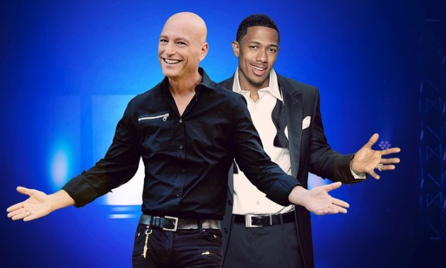 An evening with Howie Mandell and Nick Cannon