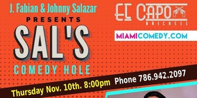 Sal's Comedy Hole – Stand Up Show