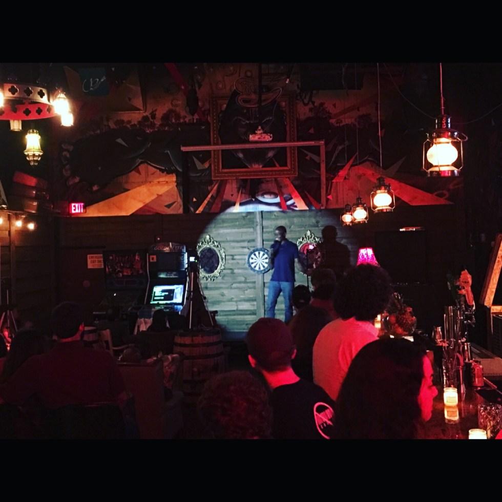 The Last Redbar Comedy Night of 2016