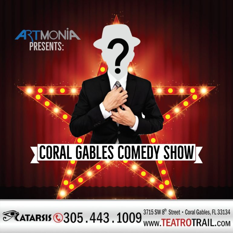 Coral Gables Comedy Show