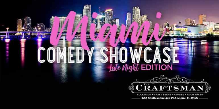 Miami Comedy Showcase