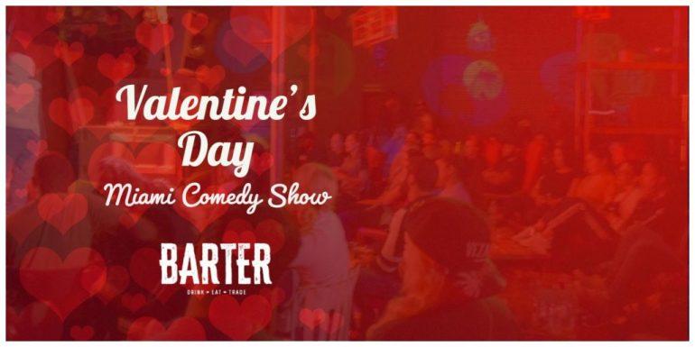 Valentines Day Miami Comedy Show