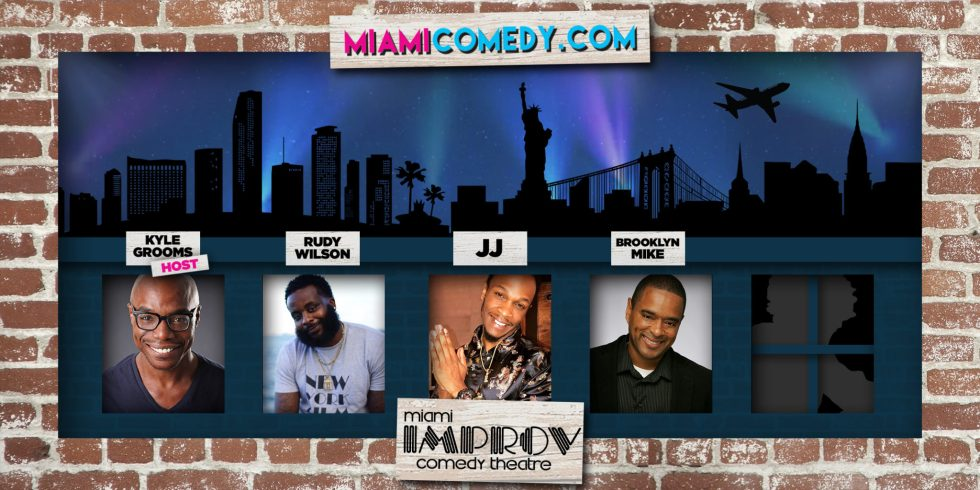 From New York to Miami Comedy Show Announcement