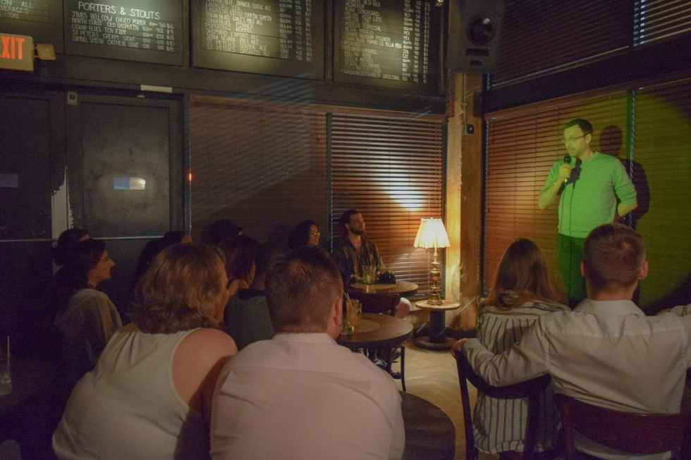 The Corner Comedy Night