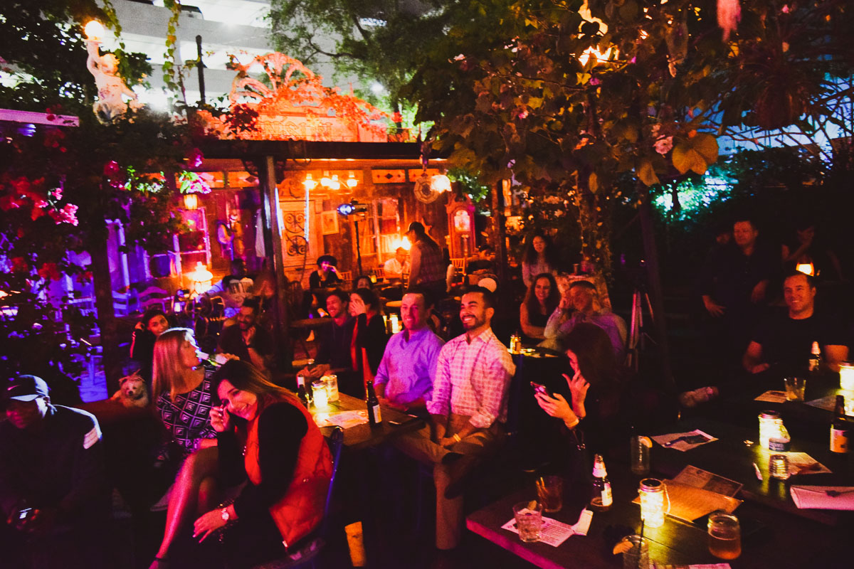 Date Night Recommendation in Wynwood