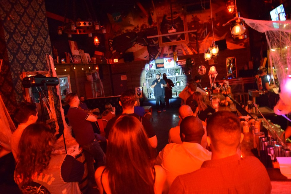 Free Comedy Shows in Wynwood and Brickell