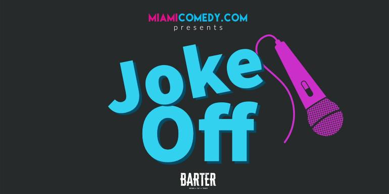 Barter Comedy Night Joke Off Edition