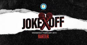 Barter Comedy Night: Joke Off