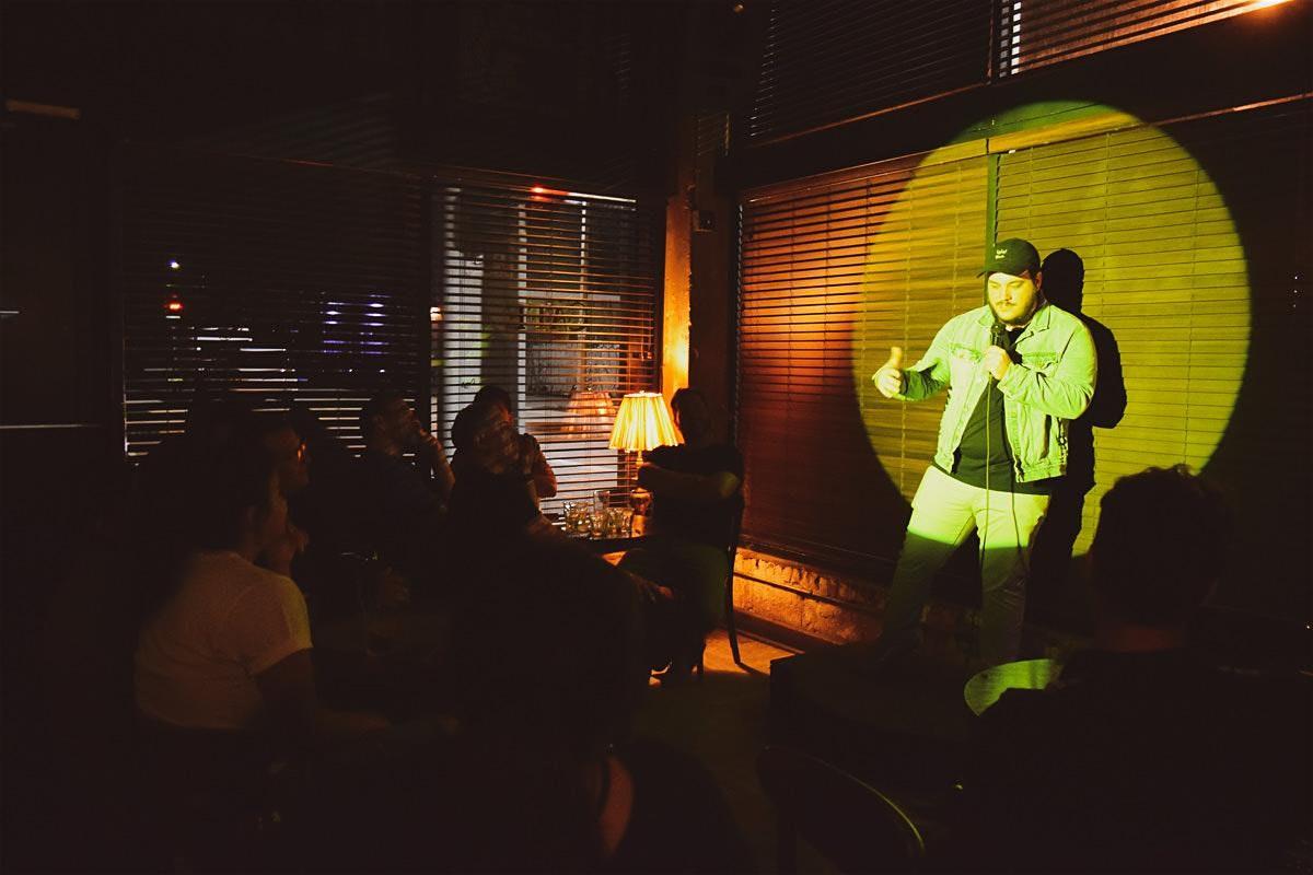 The Corner Bar Comedy Night