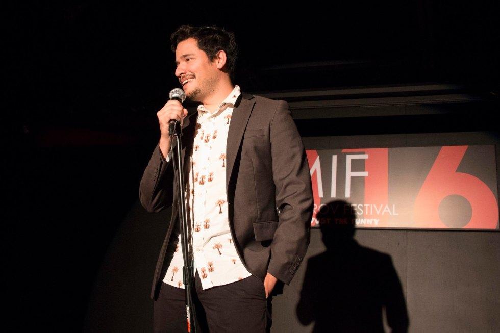 Manny Garavito Miami Comedy Coach