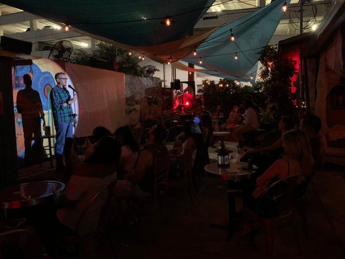 Boho Miami Comedy Night