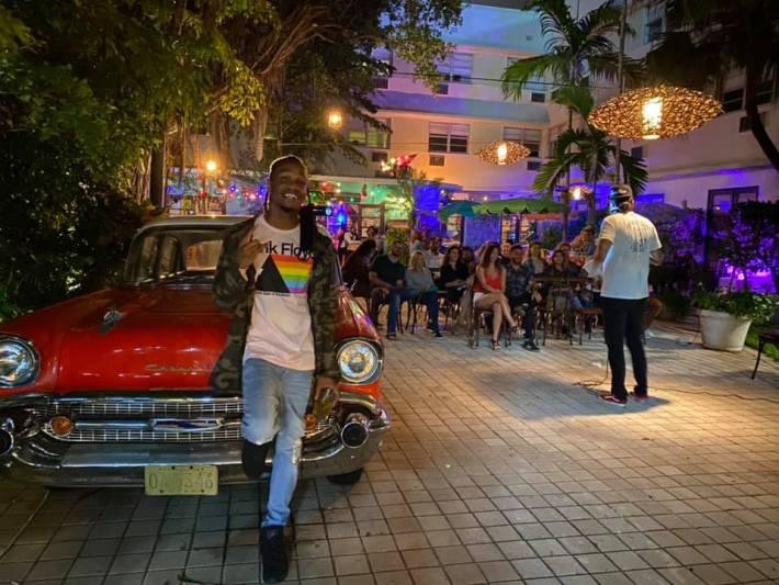Moreno's Cuba Comedy Night