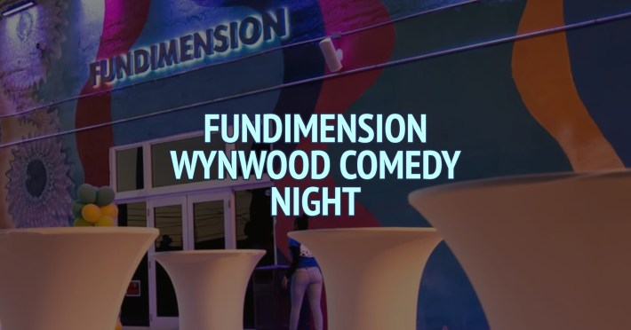 Fundimension Wynwood Comedy Night (1)