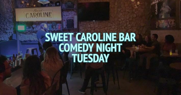 Sweet Caroline Karaoke Bar IG Copy