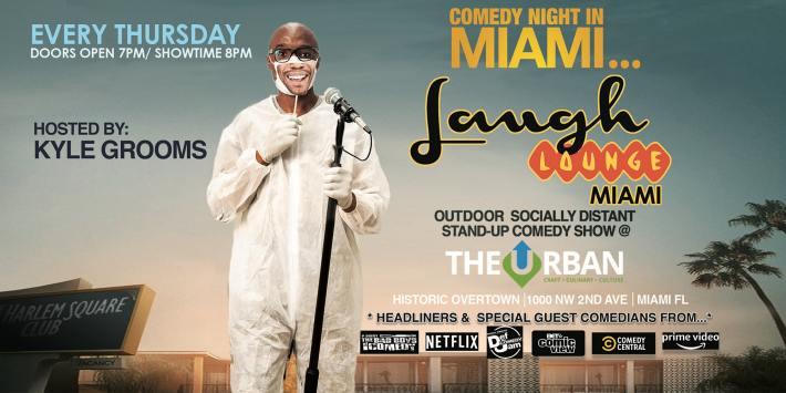 Laugh Lounge Miami