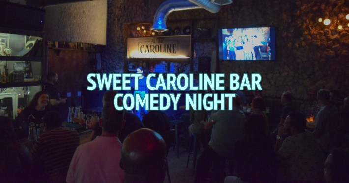Sweet Caroline Karaoke Bar