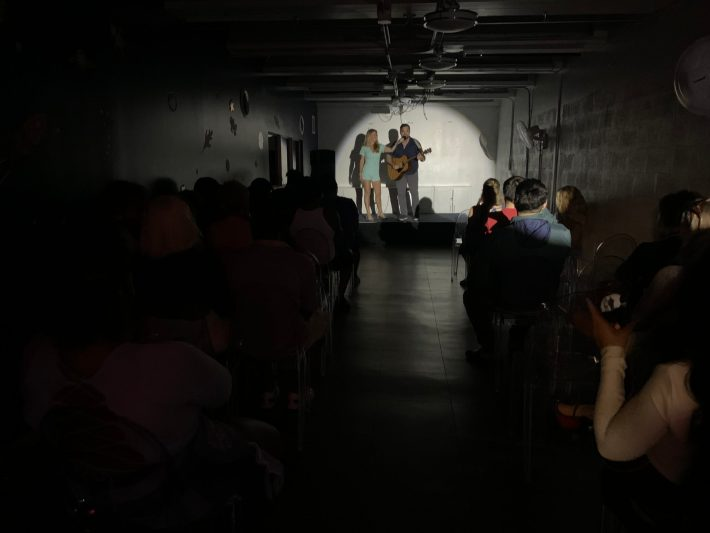 Fundimension Comedy Night 7-31-21