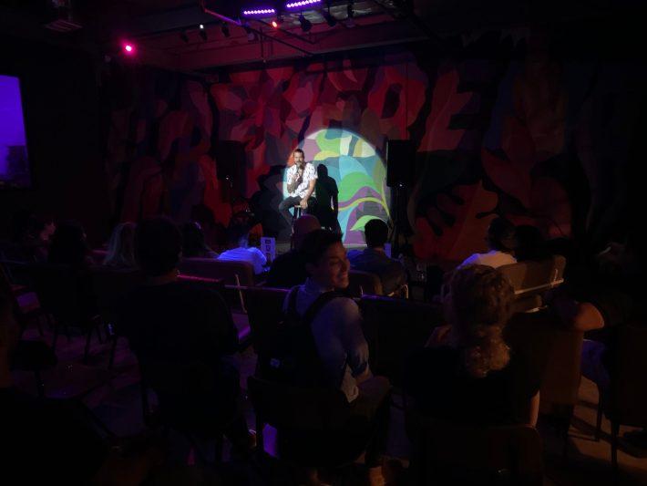 Focal Comedy Night 8-4-21