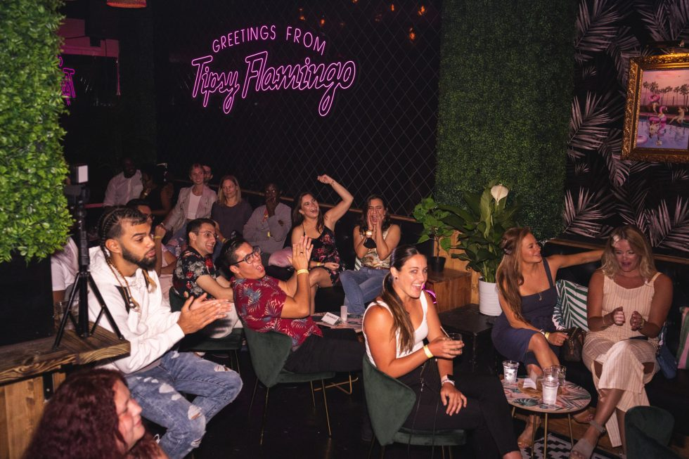 Where to find the best local Miami Comedy