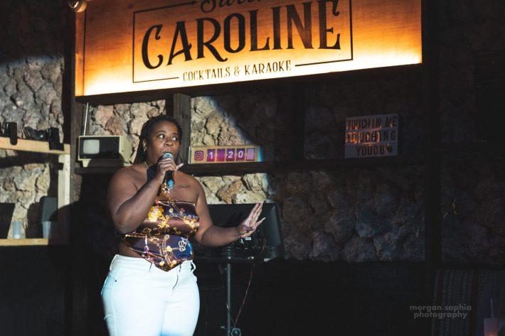 Sweet Caroline Comedy Night 9-14-21