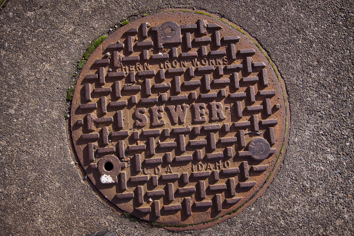 New Manhole Covers To Be Added On Water Street In Piqua