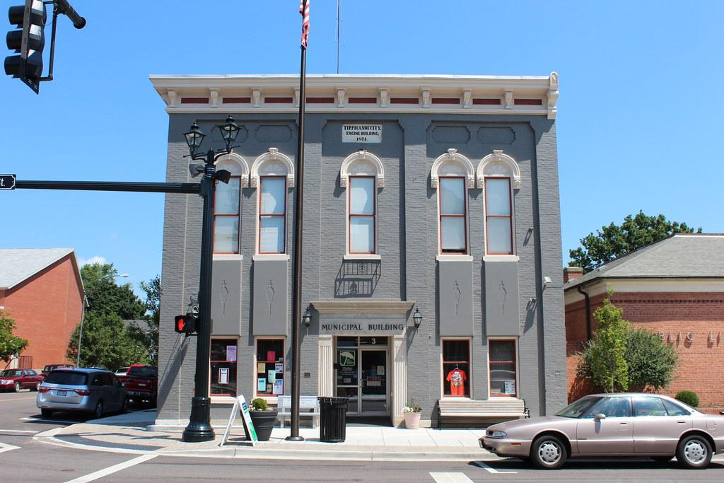Municipal Building Gets Much Needed Facelift