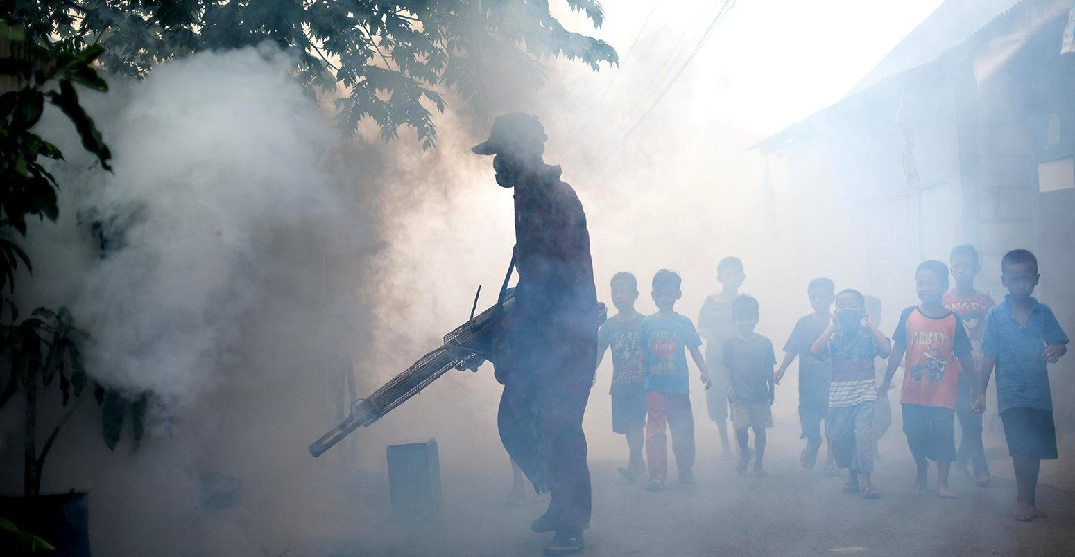 5 Things You Must Know About The Tipp City Mosquito Fogging