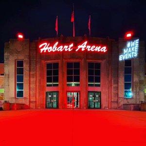 Hobart Arena Sewer System Bursts, Overflows
