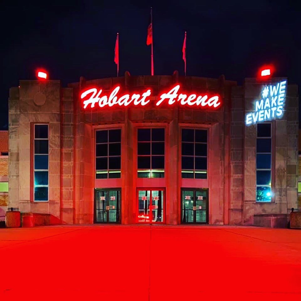Hobart Arena Sewer System Bursts, Overflows