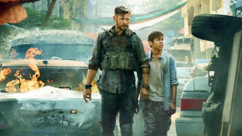 Directores de Avengers se lucen con la película Tyler Rake que se ...