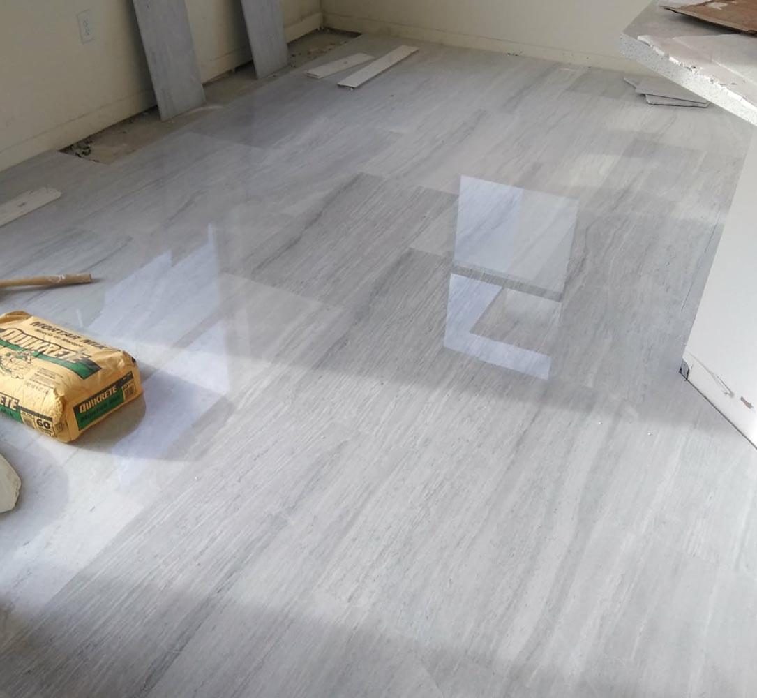 tile floor installation services