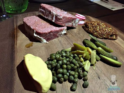 Off The Books - Smoked Duck Pate and Foie Gras Torchon