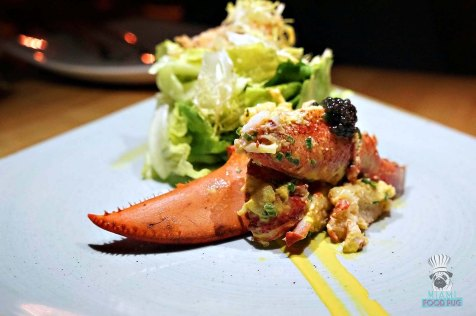 Seaspice's Lobster Salad
