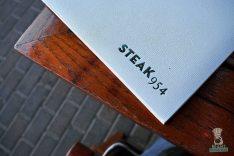 Steak 954 - Menu