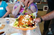 Taste History - Cheese and Wine Rice Salad
