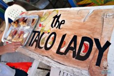 Taste History - Taco Lady
