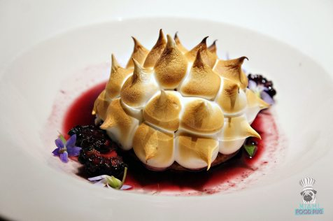 Steak 954 - Baked Alaska
