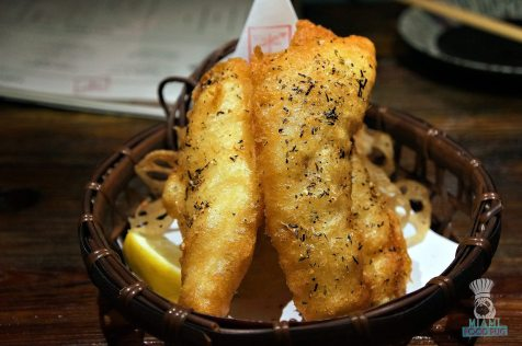 Dragonfly - Japanese Fish and Chips
