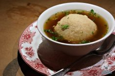 Cleo - Matzo Ball Soup