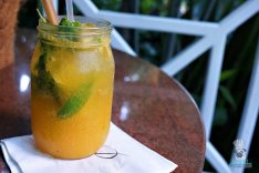 Essensia - Summer Menu - Mango Mojito