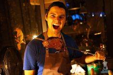 Dutch BBQ - Chef Adonay Tafur of The Dutch